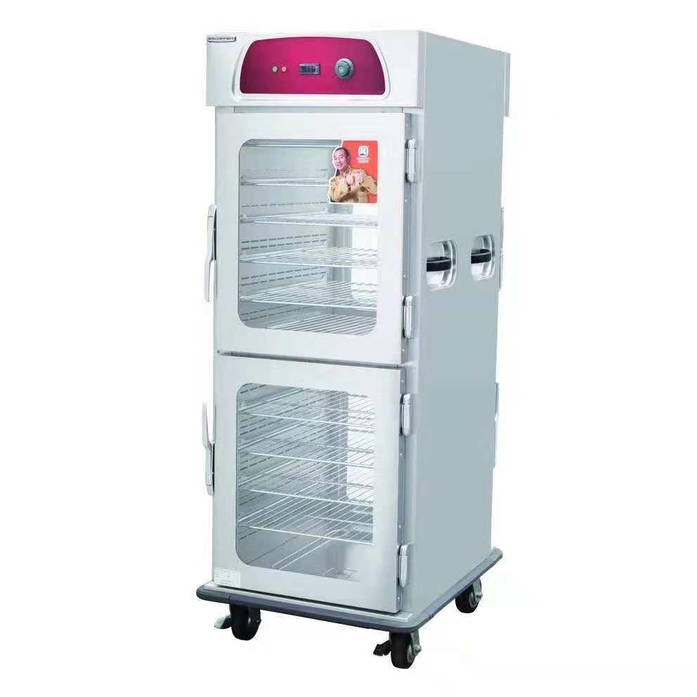 埃科菲智能保温餐车下下玻璃门12层E-D...
