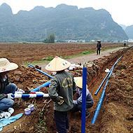 广西灌溉安装说明  南宁水肥一体机 滴灌要多少钱
