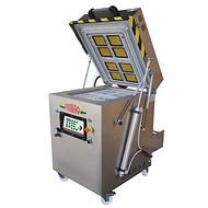 西班牙FRIMAQ手动型真空气调贴体裁切一体包装机