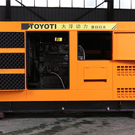 300千瓦柴油发电机自启动