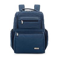 双肩包男韩版休闲USB男士背包透气耐磨商务电脑包旅行包学生书包
