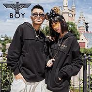 Boy London【伦敦男孩】男女款卫衣,王紫珊 我爱漂亮