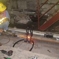 钢轨均回流线铜放热焊接药剂-模具