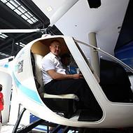 天天飞直升机模拟器合伙人招募