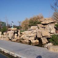 淄博市周村区鹅卵石 景观石 草坪石产地矿农直销