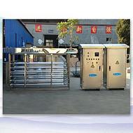 重庆污水厂消毒设备明渠式紫外线消毒器 重庆极水