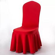 广州鸿鼎酒店台布椅套价格|饭店新款全棉弹力椅子套