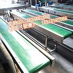 不锈钢食品输送机供应商 铝型材食品输送机