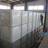 玻璃钢水箱3*4*2 现场安装