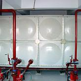 304拼接式不锈钢水箱-玻璃钢水箱
