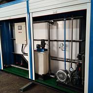 博鑫精陶平板陶瓷膜洗涤污水过滤系统