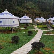 农家院蒙古包报价 饭店蒙古包一个多少钱