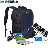 太阳能背包 solar bag backpack