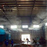 厂房车间降尘加湿设备 工业车间降温喷雾系统