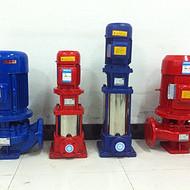 单级管道消防泵 消防泵控制柜 成套 现货供应