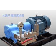 工业高压清洗机工业级高压水枪石油化工专用