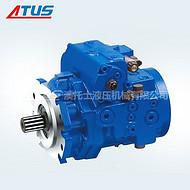 力士乐液压泵A4VG125型号变量柱塞泵压路机用主油泵