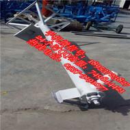 304不锈钢螺旋上料机价格 倾斜使用可移动式绞龙上料机