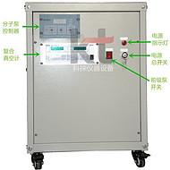 北京供应分子泵高真空真空泵组 1x10-4Pa 小型分子泵