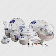 景德镇手绘热销陶瓷餐具套装批发厂家