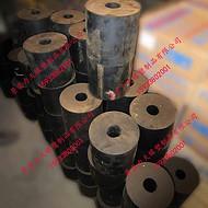 支撑刚性体震动筛圆柱形减震垫的技术参数
