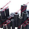 圆柱形弹簧橡胶减震缓冲垫非线性刚度实验
