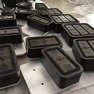 意大利比雅斯CNC加工中心真空吸盘