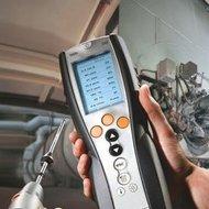 德国德图testo340烟气分析仪最多配几个传感器