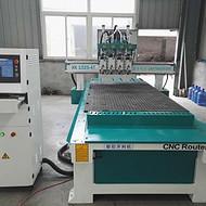 气动四工序板式家具开料机上下料板式家具生产线