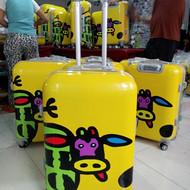 厂家直销儿童拉杆箱旅行箱飞机箱