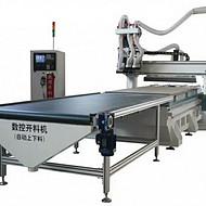 双工位加排钻板式家具开料机 信刻板式家具生产线