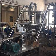 五谷杂粮膨化机生产线