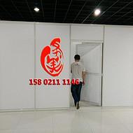 上海活动临时办公室出租,隔断更衣间搭建