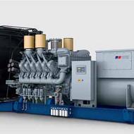 供应MTU柴油发电机组(220KW~2,640KW)