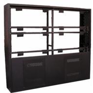 液晶拼接屏-机柜式支架(支持定制)