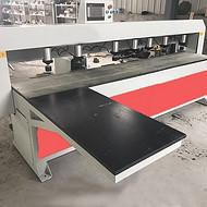 排钻式板式家具侧孔机 柜门板材侧打孔雕刻机 激光红外侧孔机