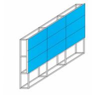 液晶拼接屏-落地式支架(支持定制)