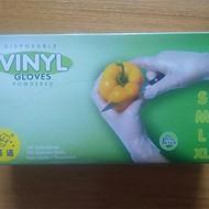 厂家直销一次性PVC手套 美容美发 食品加工一次性圣洁手套