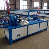 山东德州 角钢法兰生产线厂家直销 DM400