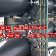 长距离管状带式输送机   圆管带式管状输送机