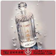 五粮液68度透明装68 度500毫升浓香型白酒