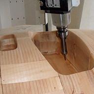 1325铸造木模雕刻机 数控汽车模具雕刻机