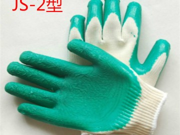 单面胶手套