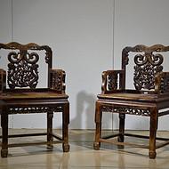 太师椅雕刻机 数控明清仿古家具雕刻机
