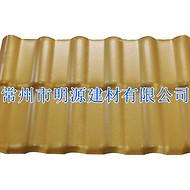 厂家直销树脂瓦 合成树脂瓦 防腐瓦 养殖场屋面瓦