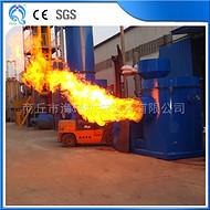 大吨位生物质颗粒燃烧机锅炉改造专用 环保燃烧机器