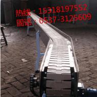 专业定制链板输送机厂家 平板链板输送机型号 y8