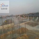 沙场喷雾除尘设备 降温降尘系统