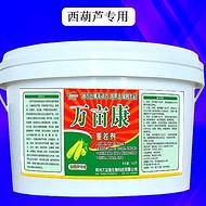 西葫芦重茬病害怎么防治,用万亩康专业抗重茬剂
