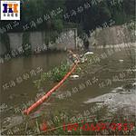 邹县发电厂拦污浮漂水泵房拦污浮排设计